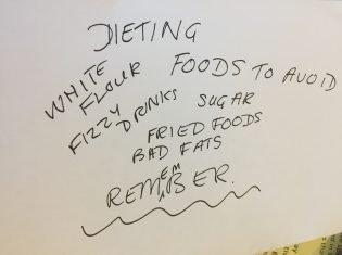 Diets – Foods to avoid when you are on any diet