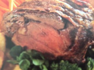 Easy Sunday lunch for busy mums