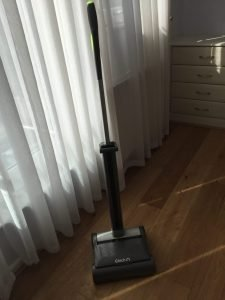 gtech cordless vacuum cleaner