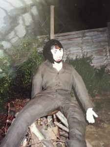 how to make a Guy Fawkes for Bonfire Night