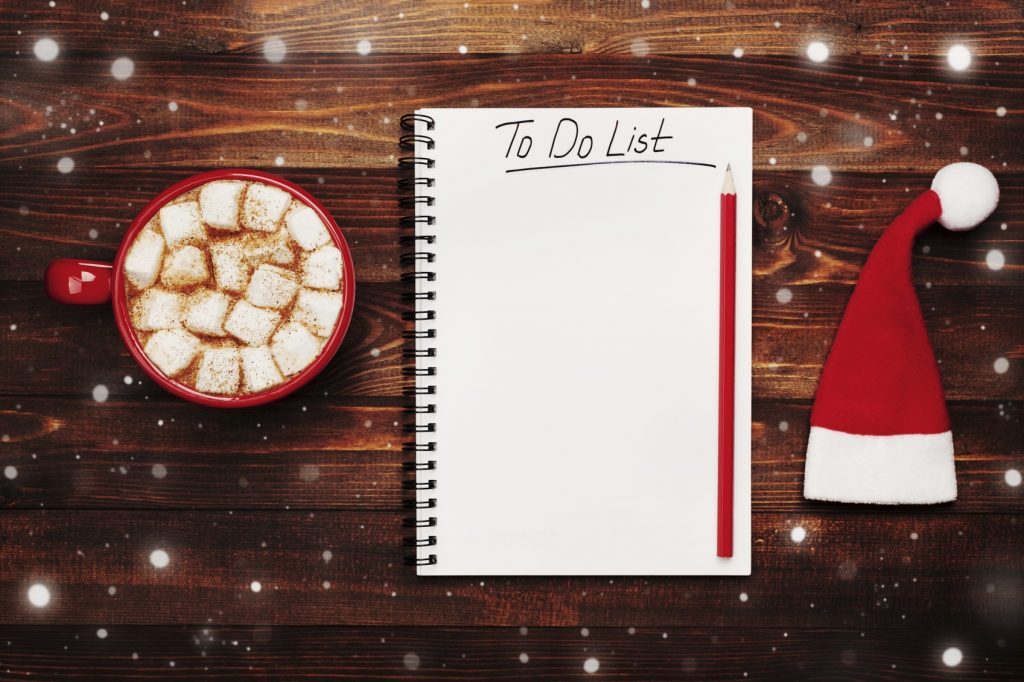 christmas planning Christmas To Do list for busy mums a great time saving strategy for Christmas