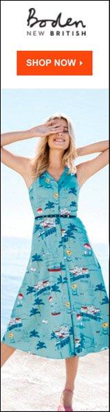 boden spring summer fashion range