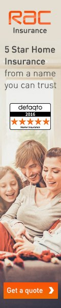 RAC reliable home insurance