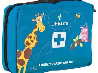 safety rulesJoh outside playn Lewis family first aid kit
