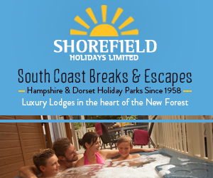 shorefield holidays, camping self catering holidays around the New Forest
