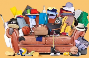 effects of clutter