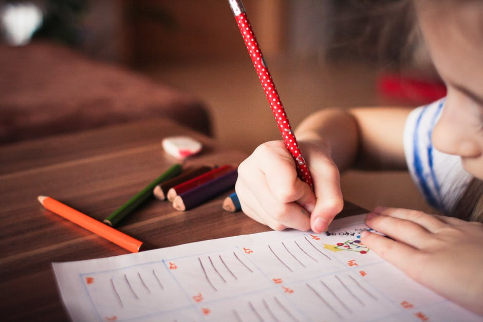 homework routine - develop a homework routine which works for your family