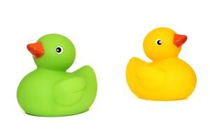 why you should make your bathroom childproof image of ducks