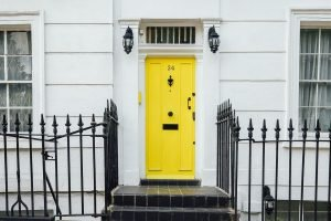 decorate your front door here are some original ideas