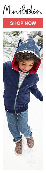 Mini Boden winter