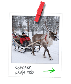 santa in lapland holidays of a lifetime to meet father christmas