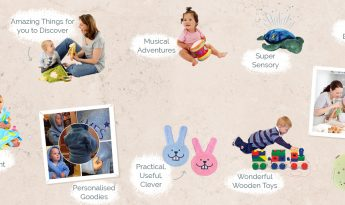 sassy bloom discovery baby subscription service for 0-8 years