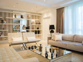 5 tips for open floor decoration