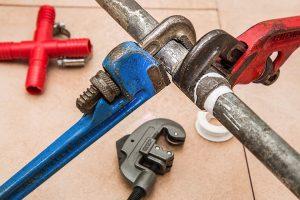 bathroom redo - plumbing tips