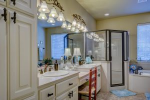 bathroom re do tips and tricksupdate your lighting