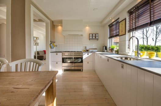remodelling the home - the kitchen