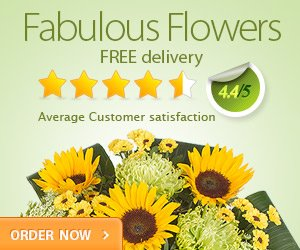 Senata flower fabulous flowers 5 star