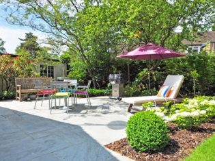 How to design your your small backyard