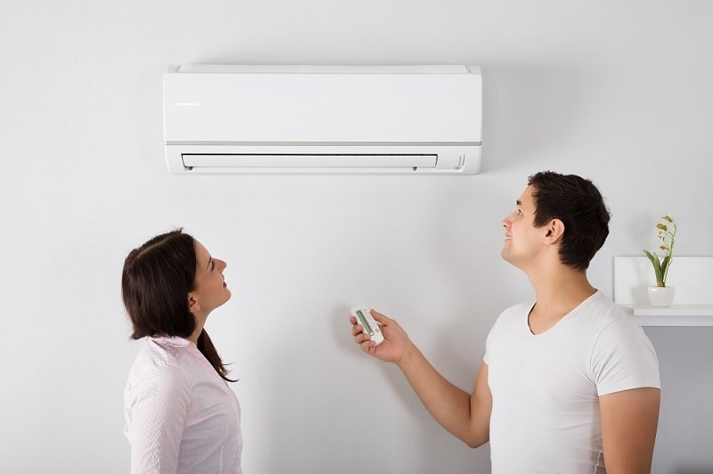 The advantages of air conditioning systems - purifies the air of allergens