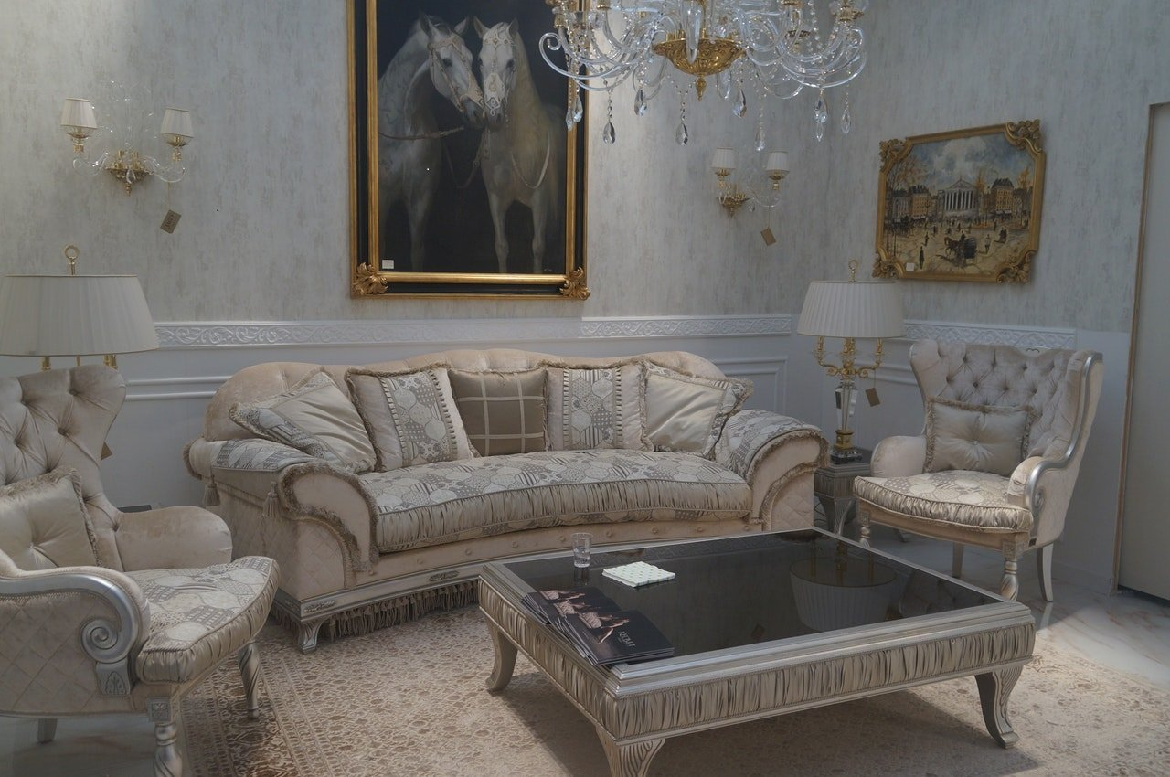 elements you need to create a luxurious home