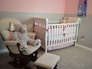Get your house in order before baby comes