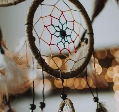 Bringing luck into your home from around the WorldNative America - sleep peacefully with a Dreamcatcher