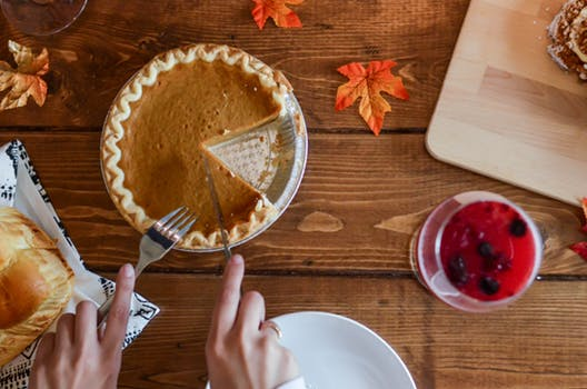 Easy pumpkin pie - what to do with your pumpkin ideas