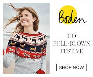 Boden Festive 2018