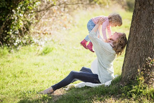 Ways to snap back into shape after having a baby