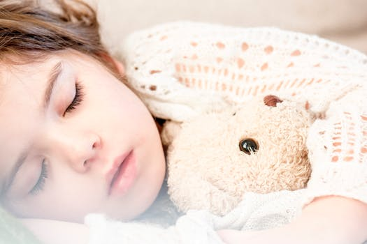sleep and relaxation for kids and babies