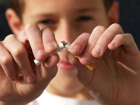 how to keep your heart healthy and strong stop smoking