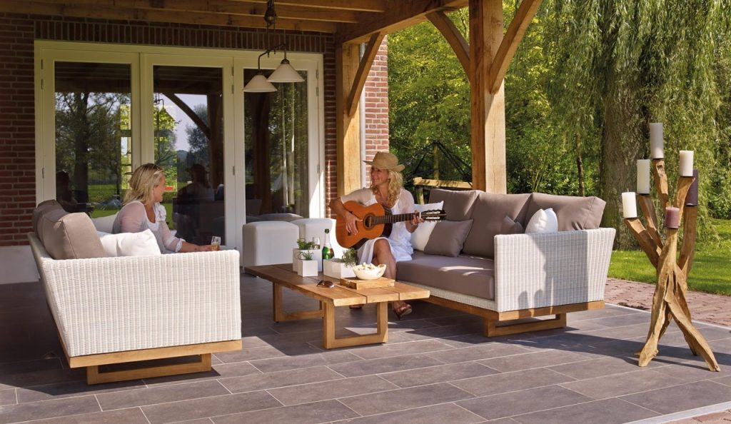 Upgrade your garden with these 5 hacks - create more space with decking