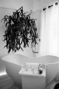 Biggest bathroom trends this year socialise and time efficiency