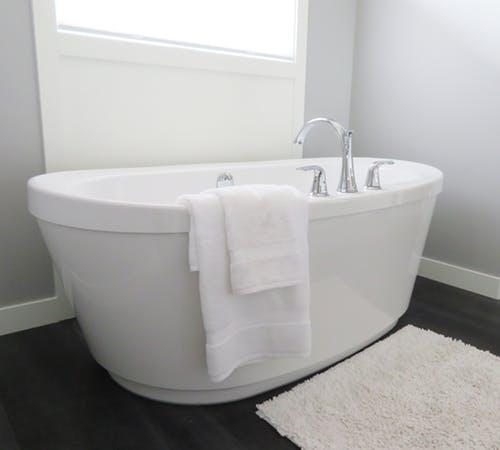 Ideas for bathroom materials