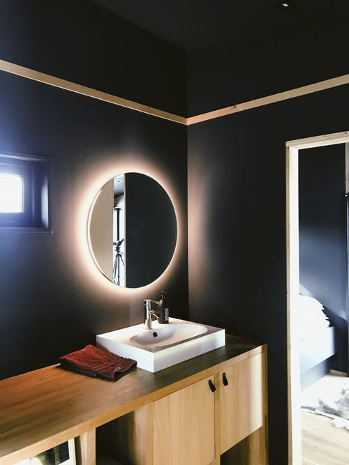 eclectic bathroom design ideas