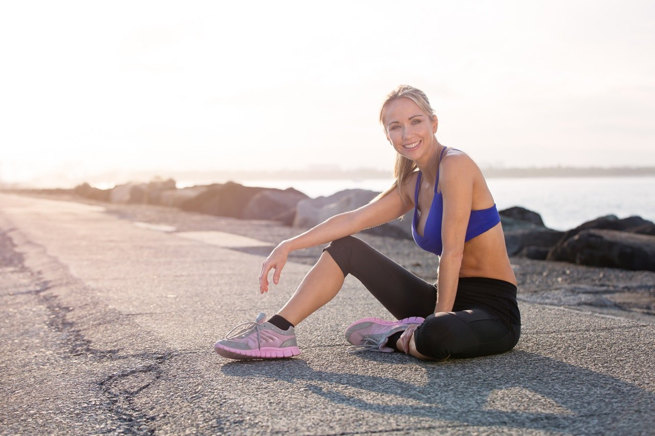 new muma and getting fit with these genius tips