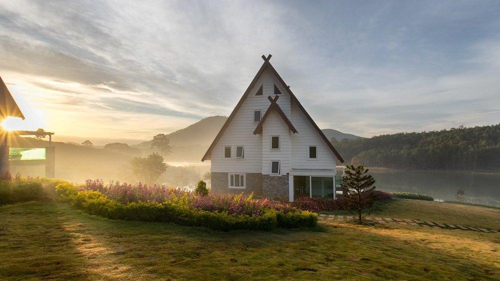 contemporary rural house designs