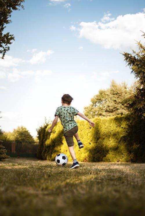 sports for children football