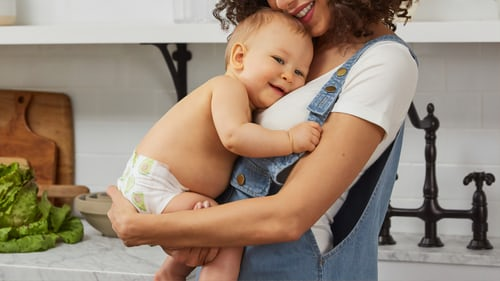 6 simple steps to bond with your baby