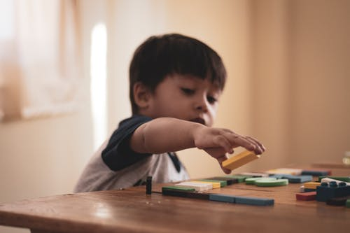 how to support yours childs learning though play