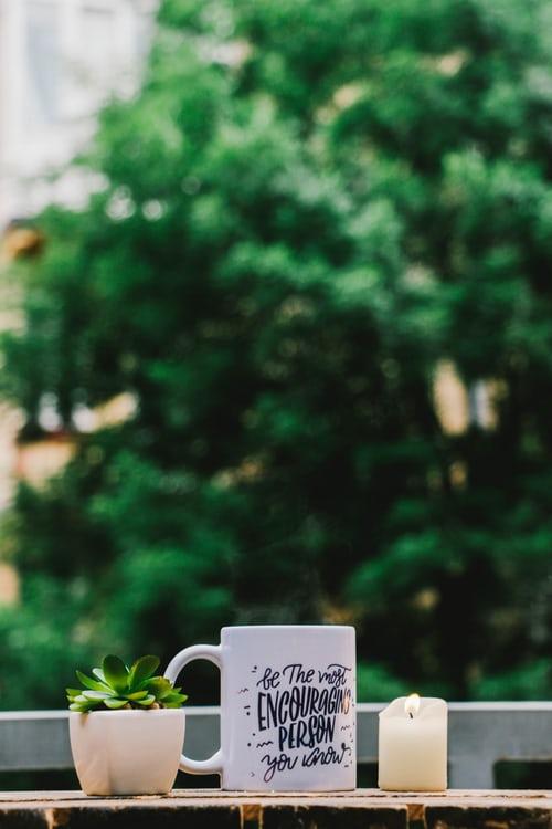 a new mug - gift ideas for boyfriends