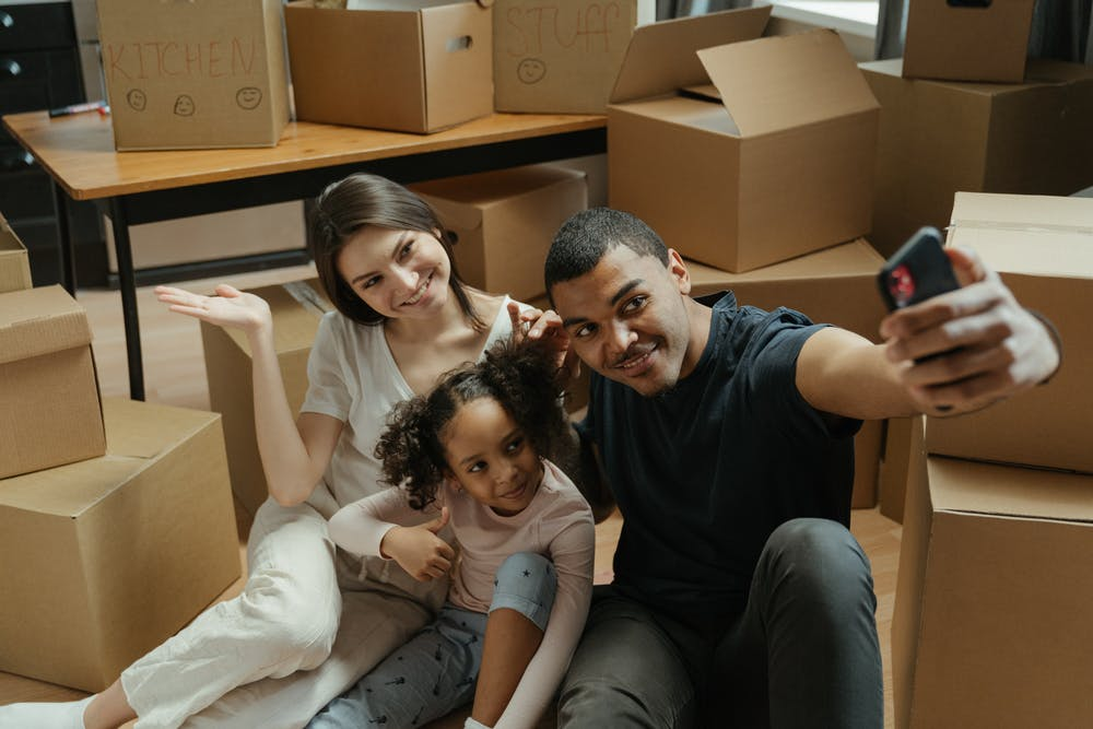 How to make your family move a little smoother
