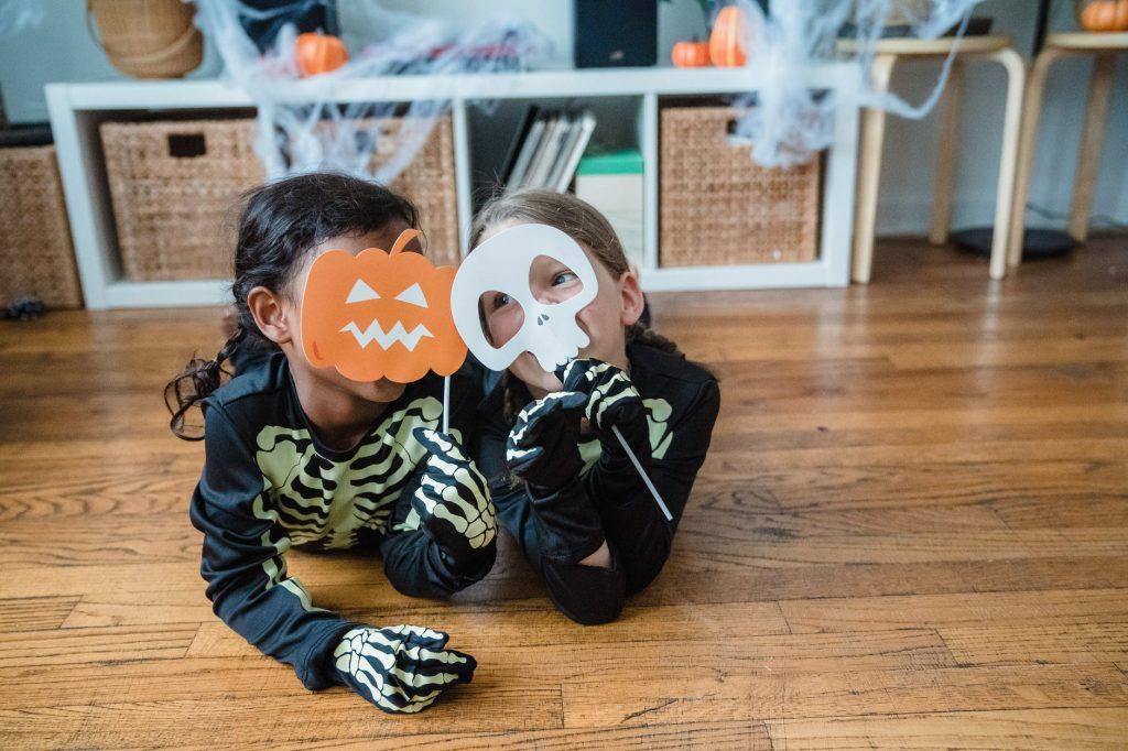 Halloween Treasure Hunts And Other Halloween Games