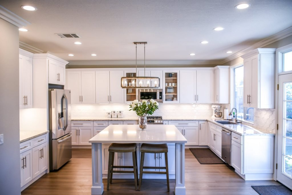 How to Redesign & Remodel your Kitchen